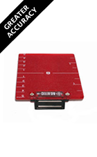 Agatec Magnetic Target Plate - Red